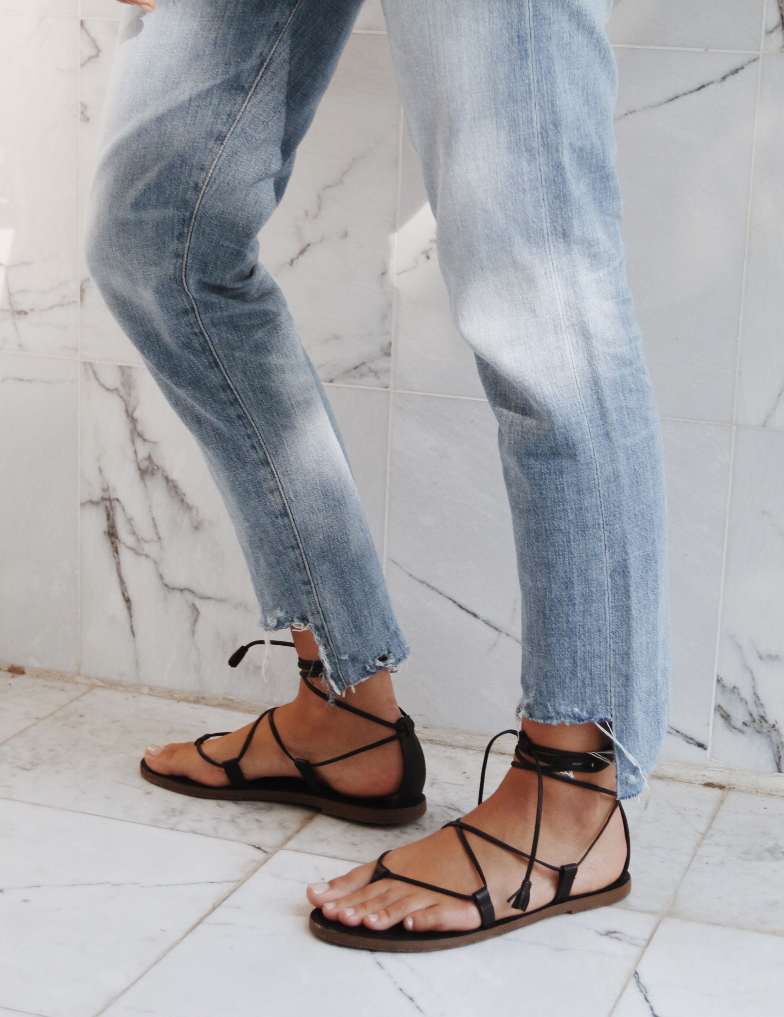 03dc7a8de3abb1 New fashion project - Create your own style for your old jeans ...