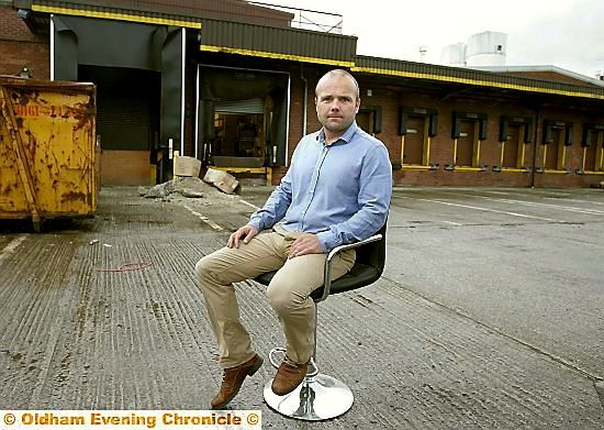 In 2012 Lakeland Furniture Bought A Former Warburtons Bakery In Shaw As  There New Warehouse Site