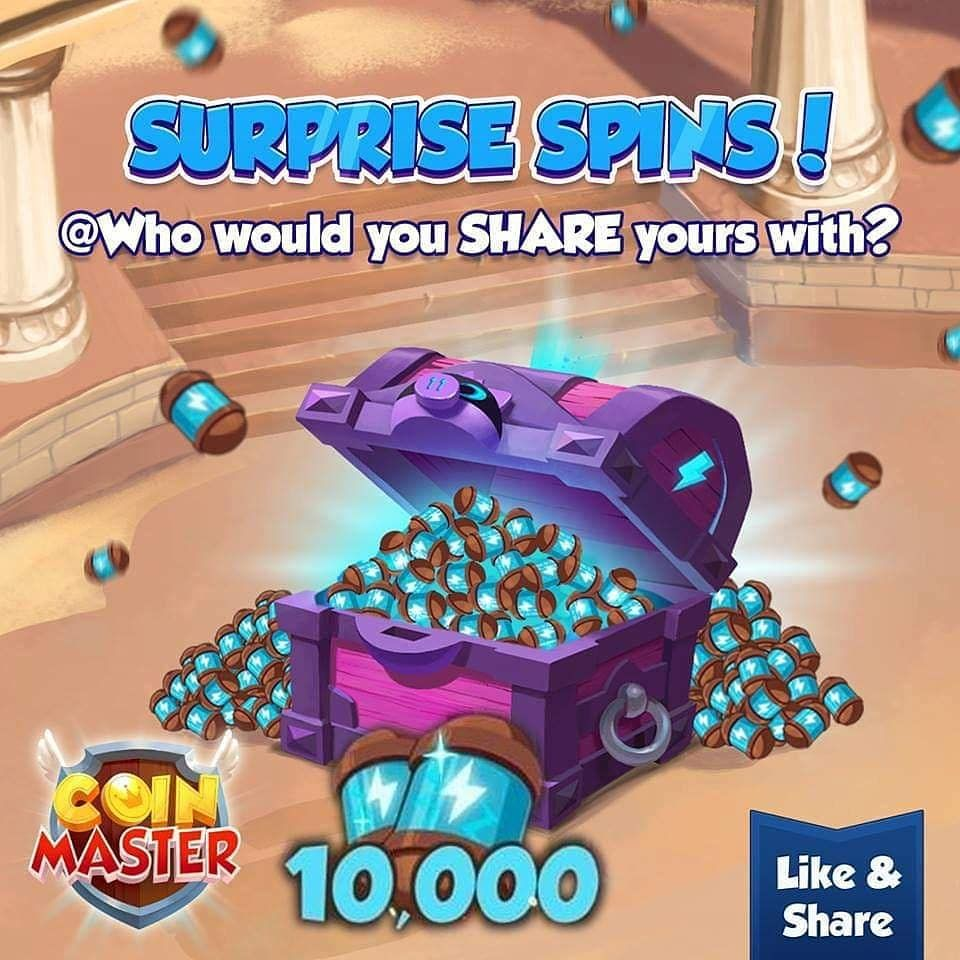 Congratulations coin master hack masters gift