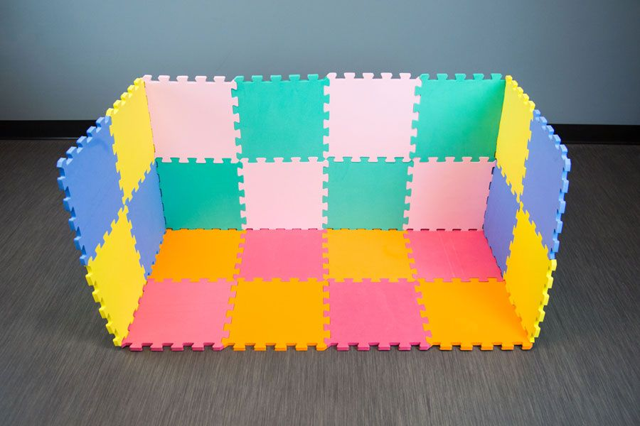 How To Build A Fort With Foam Tiles In 6 Easy Steps