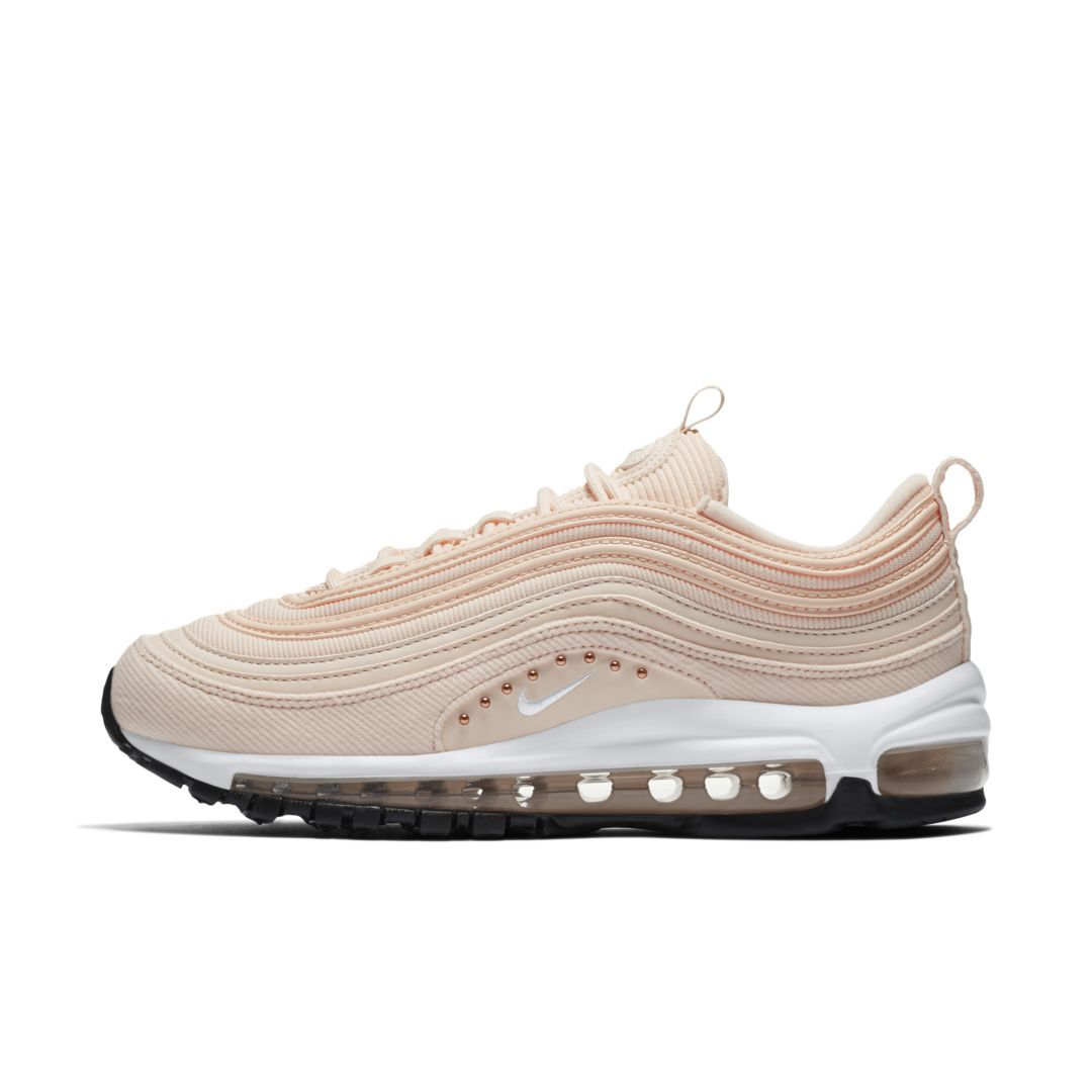 2a4c0c964ae49 Nike Air Max 97 SE Metallic Women s Shoe Size 7.5 (Guava Ice ...