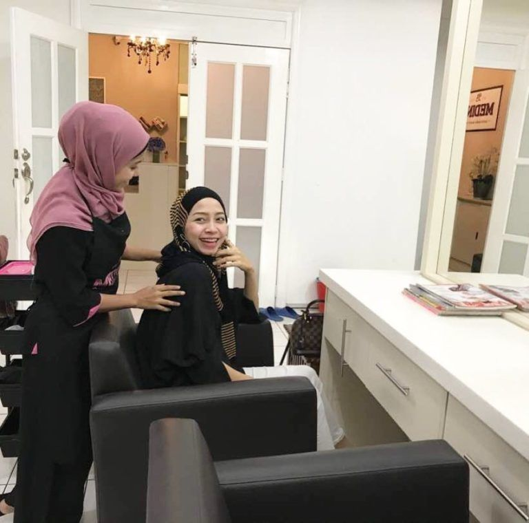 Muslimah Salon In Kl Malaysia Truly Asia Muslimah Traveling By Yourself