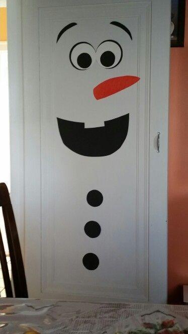 Resultado de imagen de decoracion de puertas navide as - Adornos navidenos puertas ...