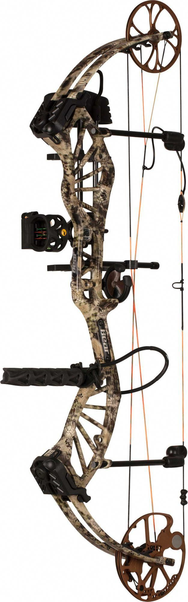 Bear Archery Approach RTH Compound Bow Package, Kryptek