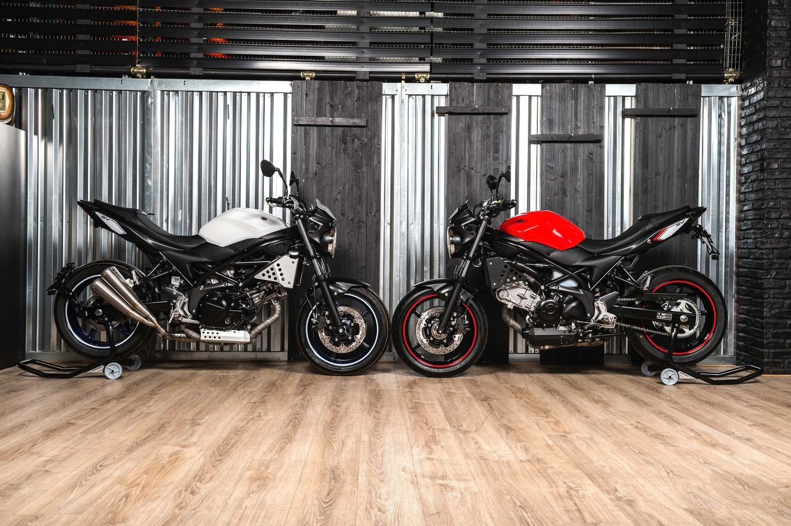 Motor Bike Expo Suzuki: special e show bike - Dueruote