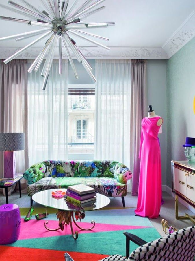 [Lugares con alma] Para una diseñadora de moda by Livingpink | Decoración