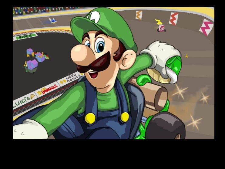 7 8 Happy National Video Game Day Luigi National Video