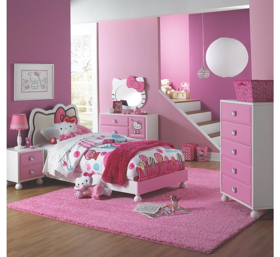 Hello Kitty Bedroom Furniture Hello Kitty Bedroom Furniture