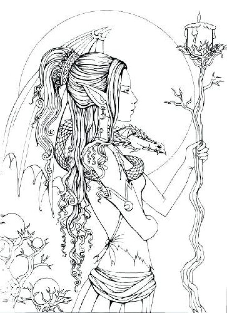 Hottest Photo Coloring Pages For Grown Ups Style The Attractive Point With  Regards To Colouring Is It Is Usu… In 2021 Fairy Coloring Pages, Fairy  Coloring, Coloring Pages