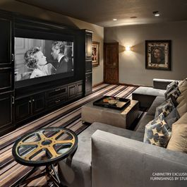 Layout For Bat Media Room Small Design Ideas Pictures Remodel And Decor Page 3