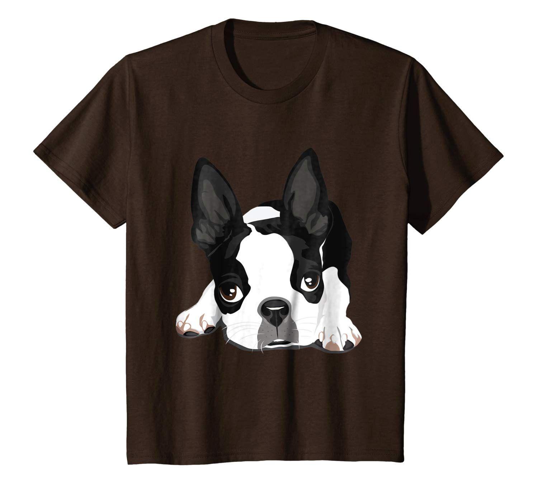 Boston Terrier Dog T Shirt Boston Terrier Dog Boston Terrier Terrier