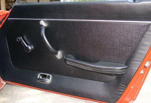 1970 73 Datsun 240z Front Door Panel Skins Datsun 240z Panel Doors Datsun