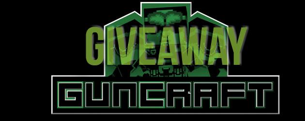GIZORAMA Giveaway: Guncraft - http://www.gizorama.com/giveaway/gizorama-giveaway-guncraft/