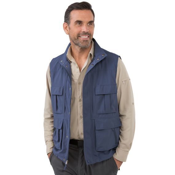 Men S 15 Pocket Voyager Vest Lvad Clothing Pinterest