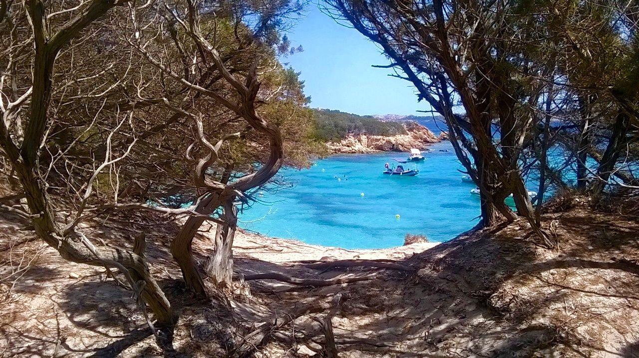 CALA GRANARA -Parco nazionale dell'Arcipelago di La Maddalena - www.babitours.com - www.flottadelparco.com