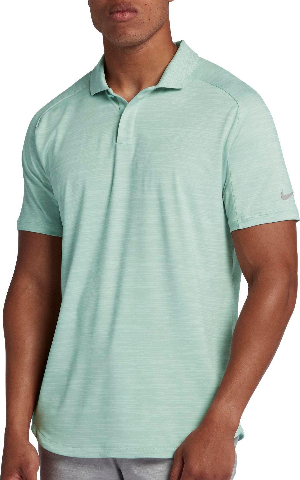 8f8ad37d Nike Men's Heather Raglan Golf Polo in 2019 | Products | Polo, Nike ...