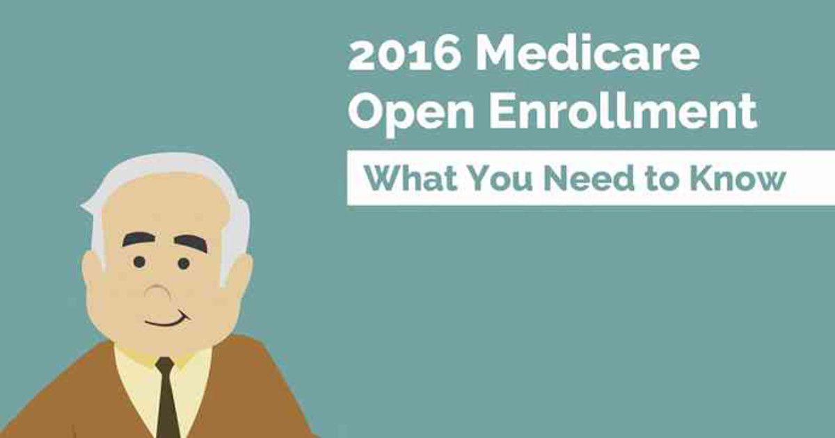 Medicare Fall Open Enrollment 2020 Health Insurance Plans Best