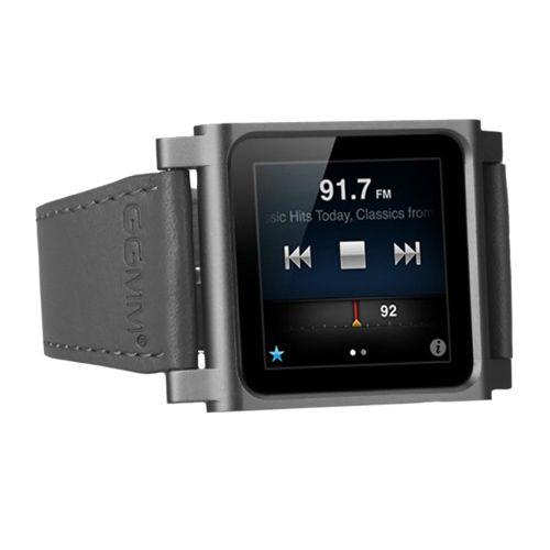 GGMM Case for iPod Nano 6 (Black)- Worldwide free shipping - Foxaza.com