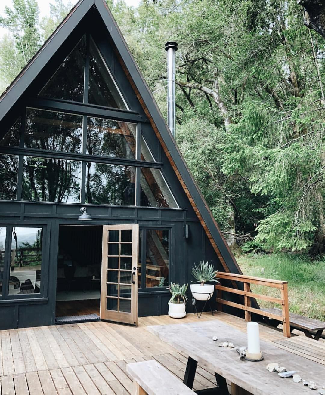 Get Inspired With Our Selection Of Amazing Houses For More Inspiration Just Visit Spotools Com A Frame House Architecture House
