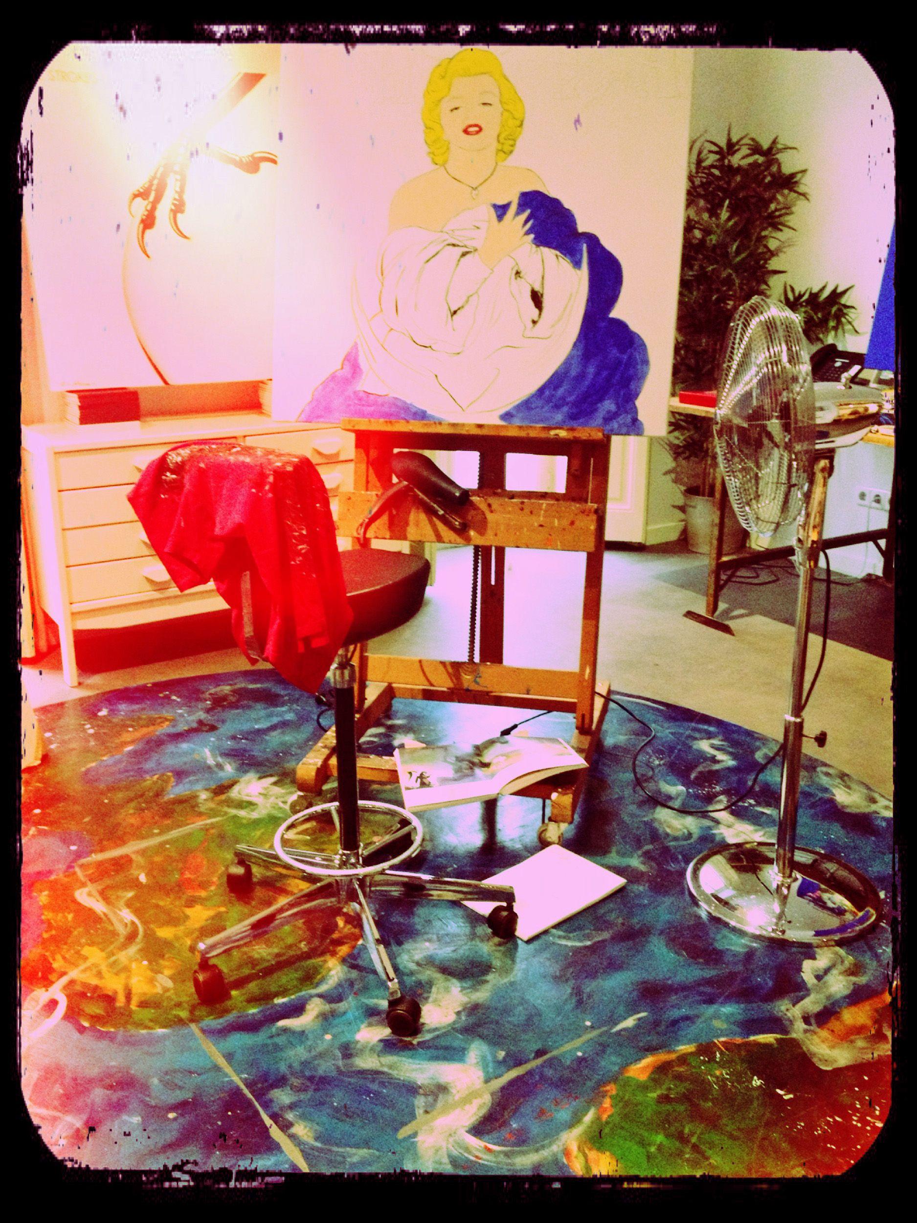 Exposición de Antonio de Felipe en nuestras oficinas
