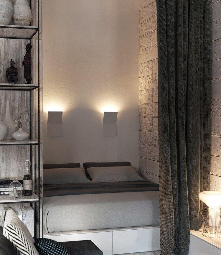Kleine Wohnungen Einrichten U2013 Beispiele Und Praktische Einrichtungstipps  #ikea #einzimmerwohnung #vintage #einzimmerwohnungeinrichten