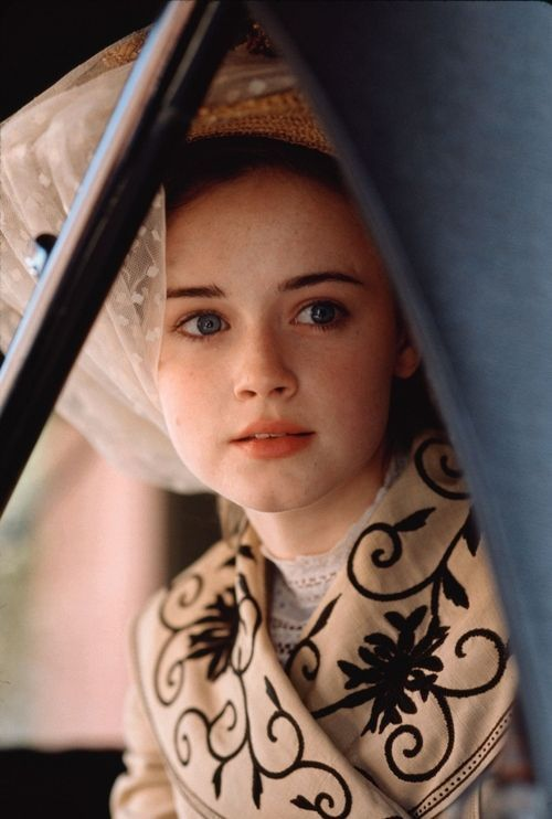 e409f3ca4edee Alexis Bledel portrays the character of Winnie Foster in the movie