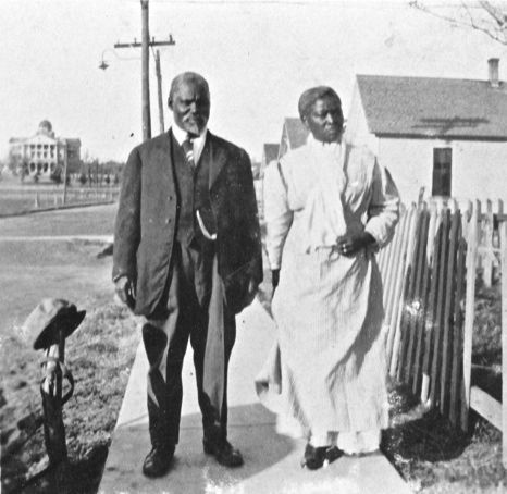 The Quakertown Story : The removal of an African-American community and the creation of Civic Center Park in Denton, Texas.