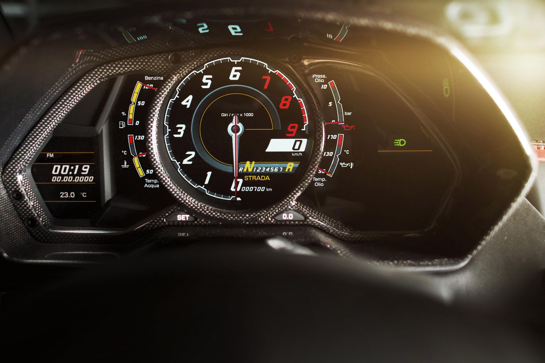 2012 Mansory Carbonado Lamborghini Aventador Lp700 4 Supercar Supercars Tuning Interior Dash Gauge Speedometer W Lamborghini Lamborghini Aventador Bugatti Cars