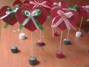 Serce Na Patyku Mama W Domu Valentine Crafts Crafts For Kids Diy For Kids