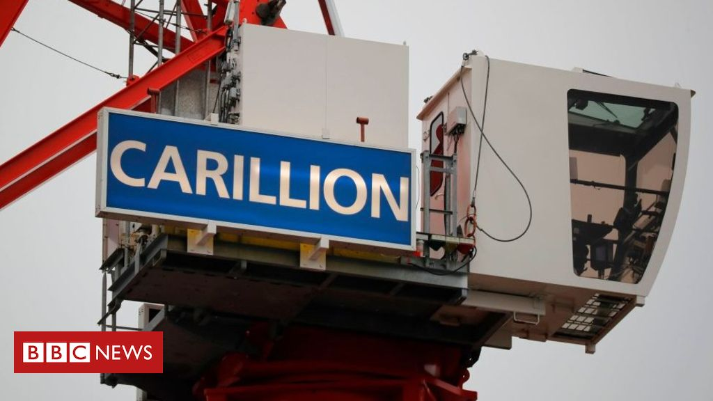 Carillion collapse raises job fears construction finance