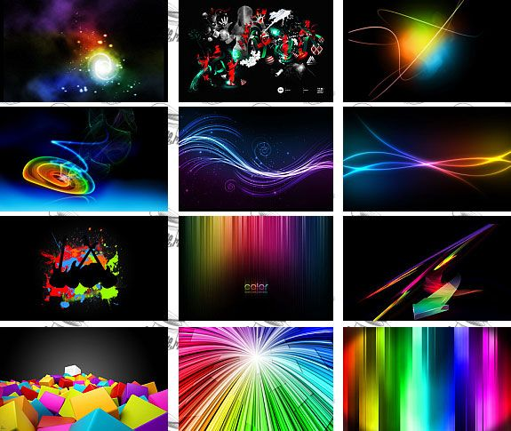 Cool Things Of Rainbow Color