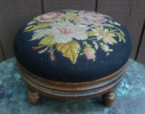 Incredible Pin By Beth Balko On Footstool Love Needlepoint Crochet Cjindustries Chair Design For Home Cjindustriesco