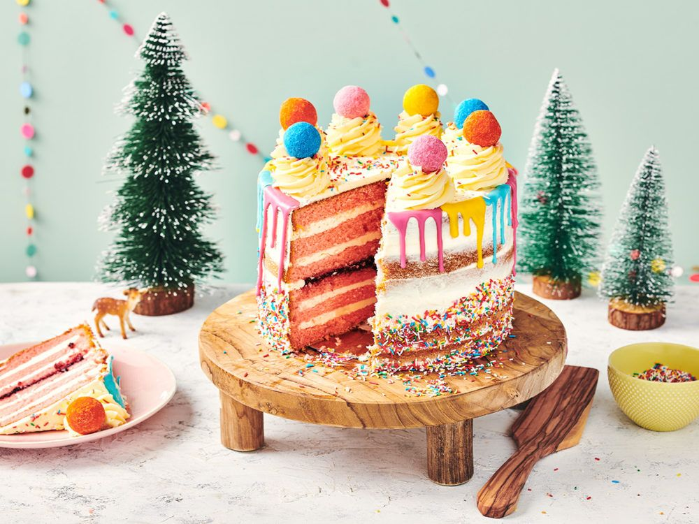 Happy winter cake recept in 2020