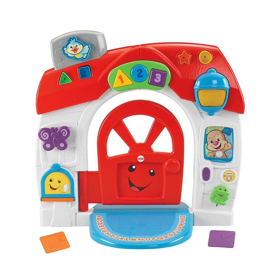 d1e27cd1740f Fisher Price Laugh   Learn Smart Stages Home