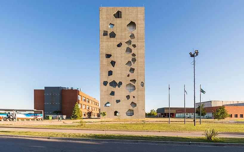 Morini Arquitectos Builds Experimenta 21 Tower In Argentina