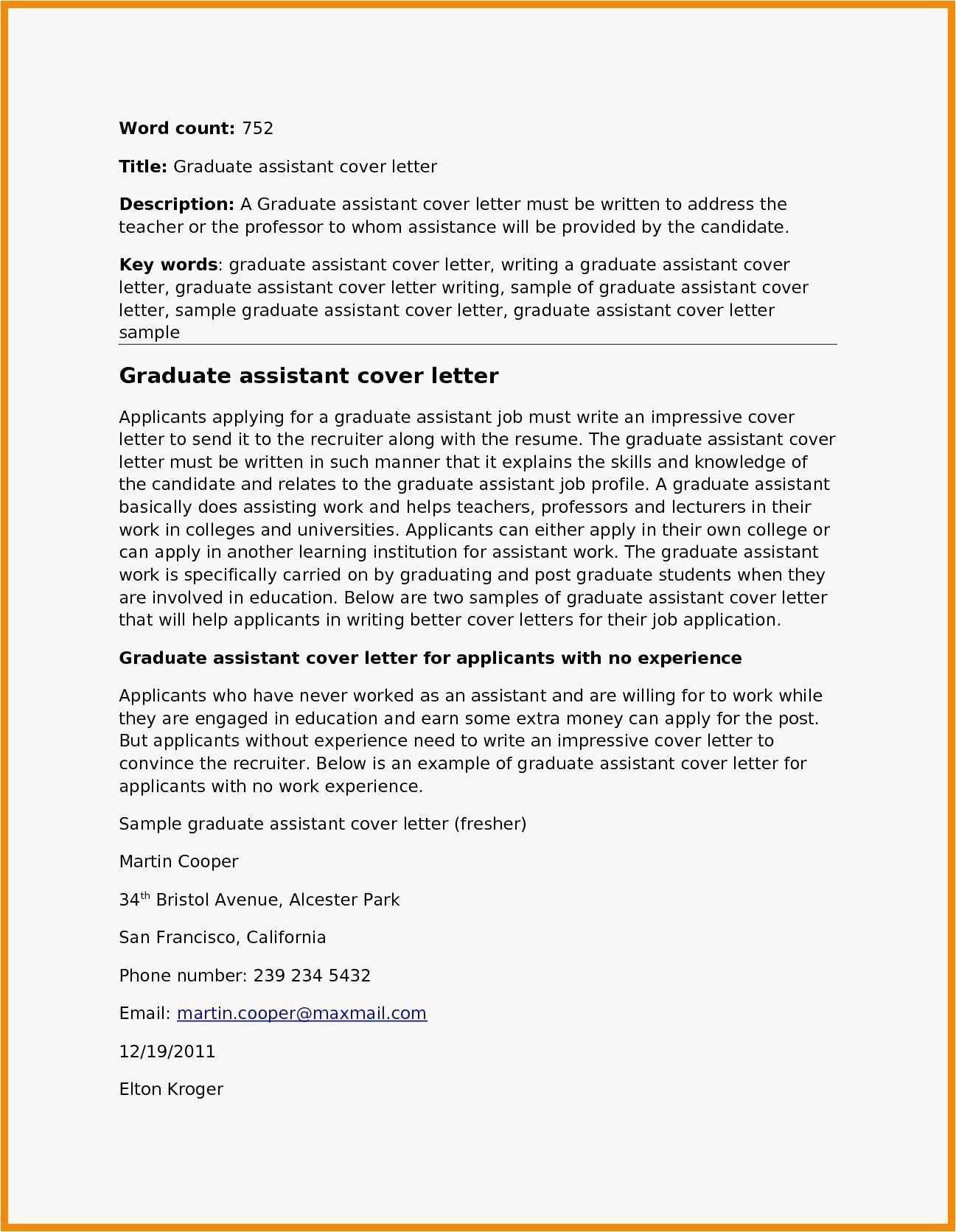 26 Medical Assistant Cover Letter Examples For Inspirationa Administrative