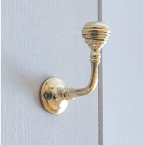 brass peg hook