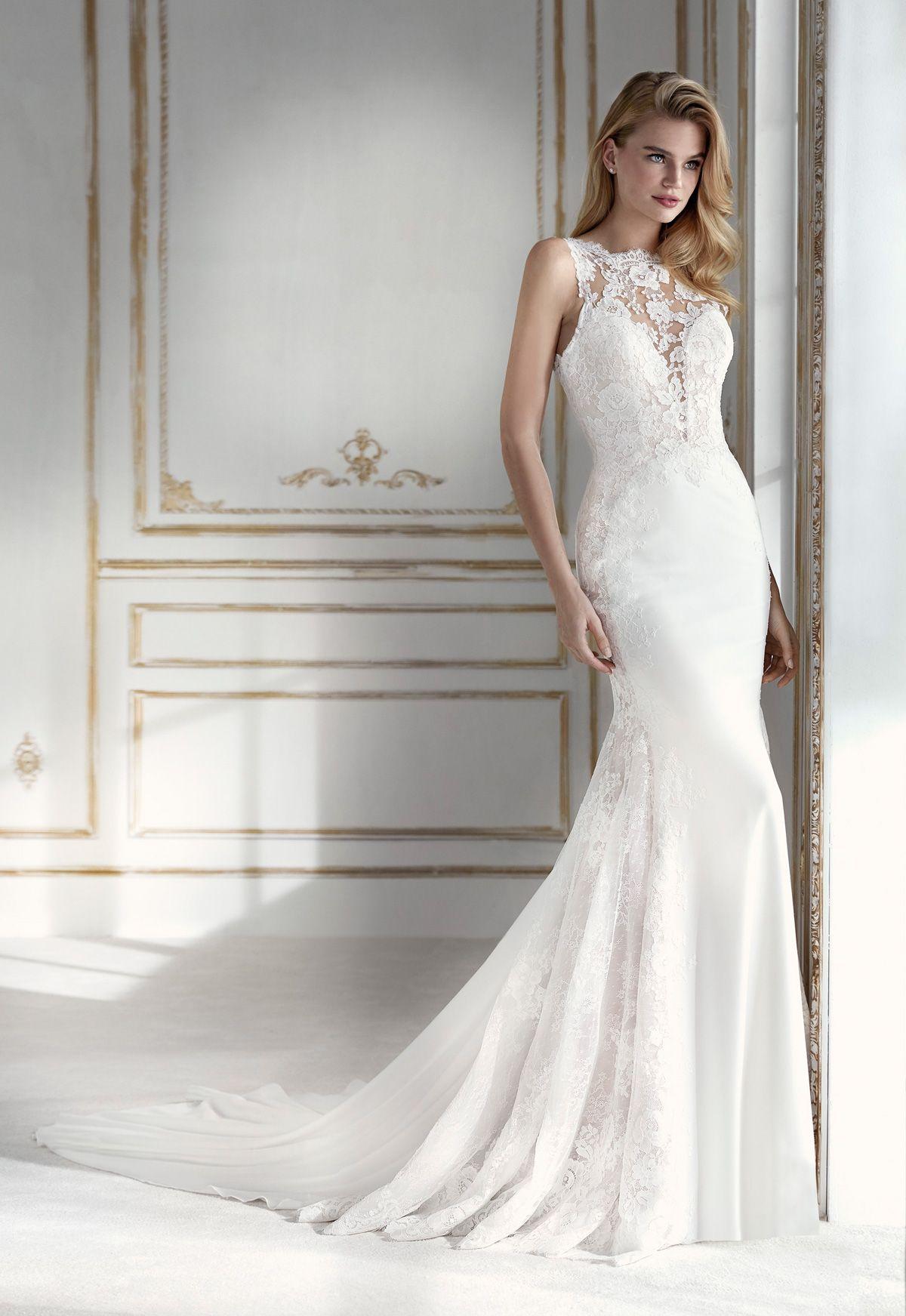 aaedceddb5 Vestido de novia Modelo Pacifica