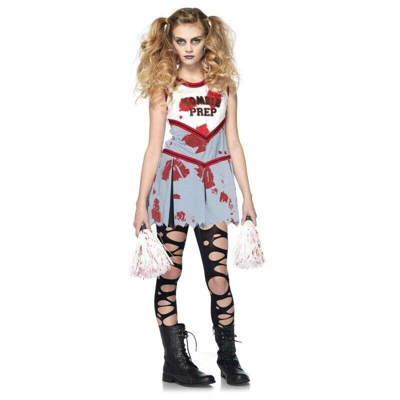What To Be For Halloween | This Is What Hannah Wants To Be For Halloween A Zombie Cheerleader