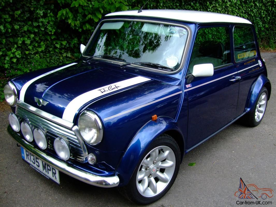 Classic mini cooper sport edition photo dream garage for Garage mini cooper annemasse