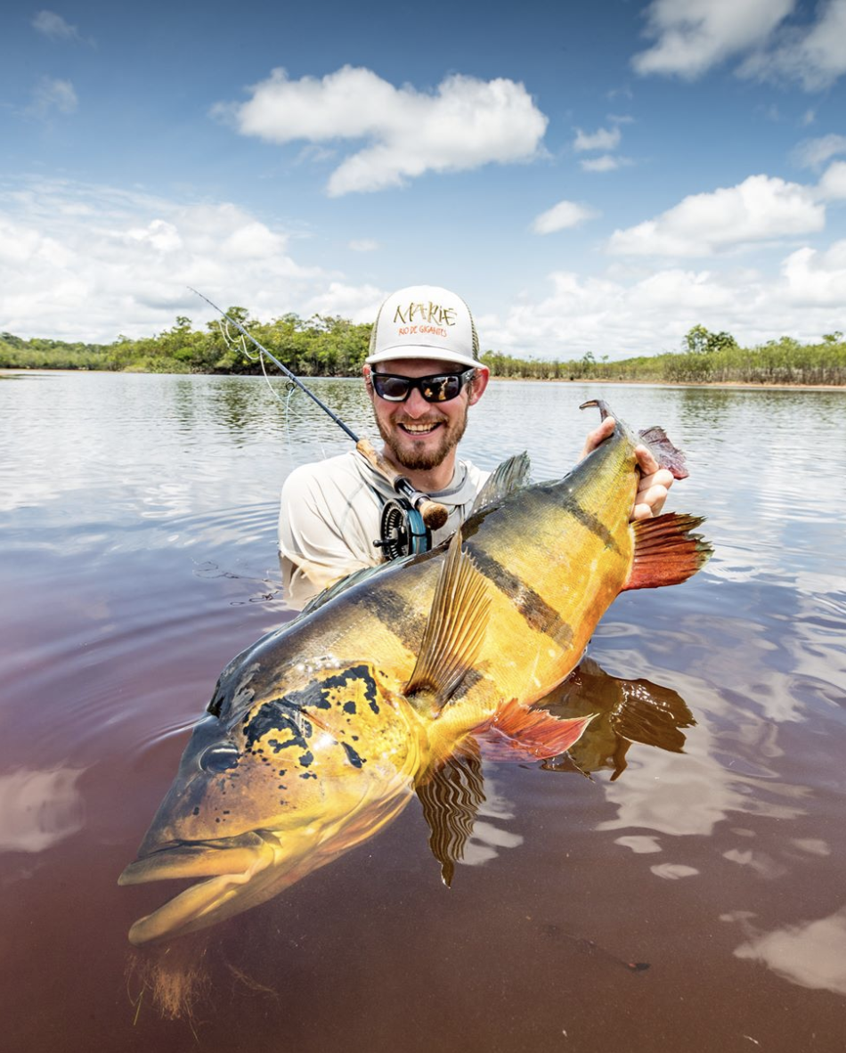 Jungle Giant The Fly Fishing Nation Rio Marie Fly Fish Seewhatsoutthere Bornonthewater Fish Fly Fishing Sports Sunglasses