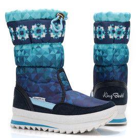 35a6dcbd4 Чики Рики: King Boots. Зимняя обувь для детей и взрослых | Зимняя ...