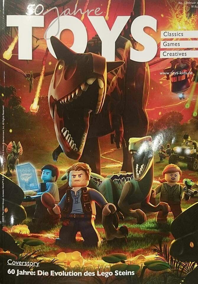 Jurassic World Fallen Kingdom Lego Toys   Jurassic Park /WORLD ...