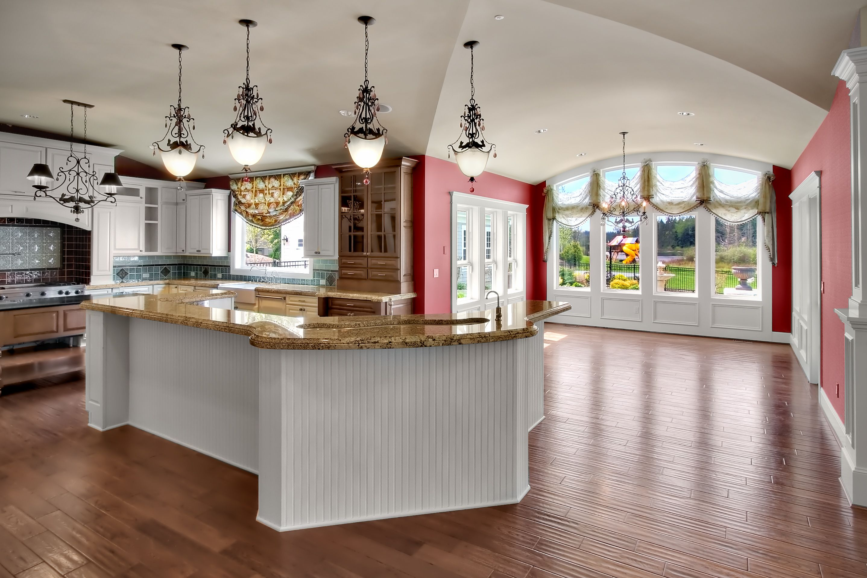Street Of Dreams Custom Design  Sammamish Wa For More On This Glamorous Custom Design Kitchen 2018