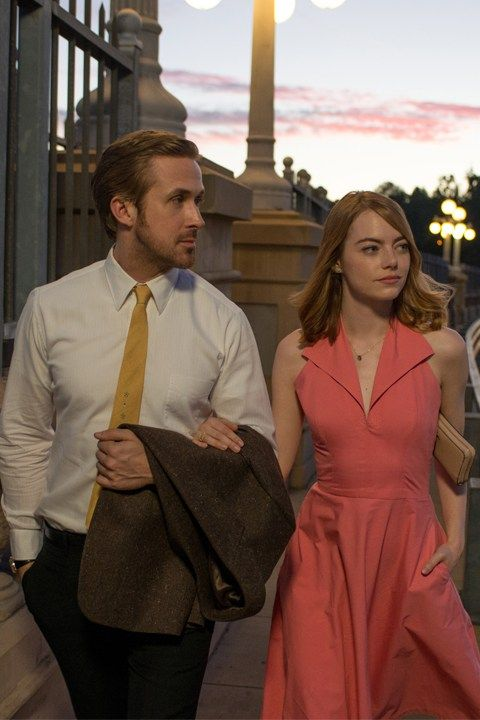 emma stone la la land costume fashion