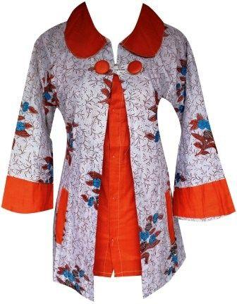 Baju Batik  3b6ee8e11c