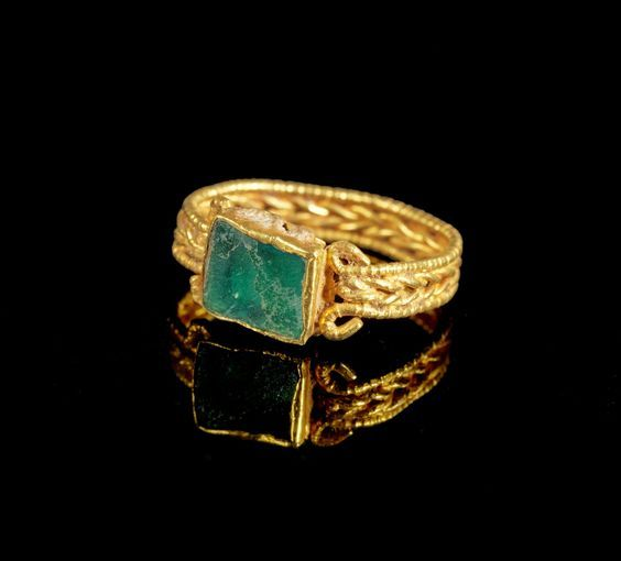 Image result for rings before the 5th century
