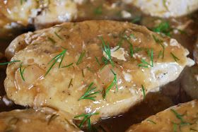 """""""Point-less"""" Meals: Lemon Dill Chicken"""