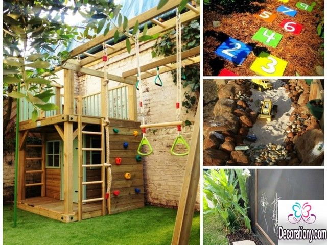 garden ideas for kids the small garden has many and varied design ideas which can be used to transform the garden into a unique place in the home - Small Garden Ideas Kids
