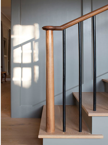 Best Simple And Beautiful Stair Railing Wooden Staircase 640 x 480